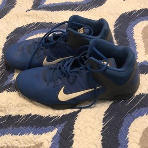Nike Men Air VISI Pro 4 Size 13 Basketball Shoes